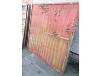 Free used Fence panels, various sizes. Good condition.