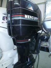 Mercury 75hp Whyalla Whyalla Area Preview