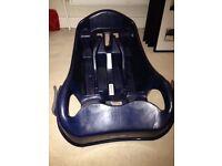 Graco baby car seat and car base