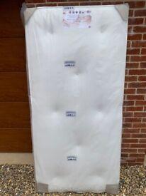 Brand New Single Memory Foam Orthopaedic Mattress