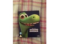 The good dinosaur Blue ray