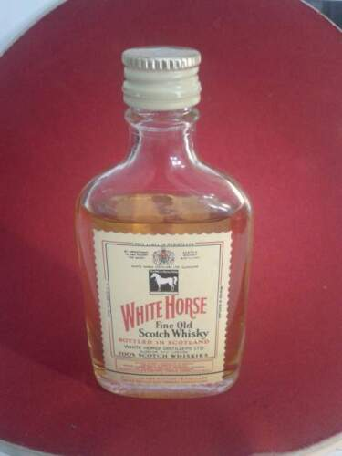 Mignon whisky white horse