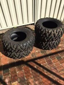 ATV or Buggy Tyre's near new condition.  Maxxis Bighorn 2.0 Applecross Melville Area Preview