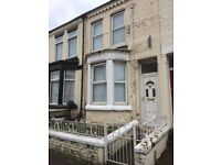 NO DEPOSIT... LARGE TWO BEDROOM MID TERRACE LOCATED ON ROXBURGH STREET L4, WALTON.