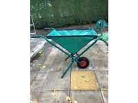 Folding wheel barror New