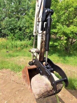 Takeuchi Tb145 Tb245 Tb250 Tb260 Hydraulic Mini Excavator Thumb Grapple Clamp