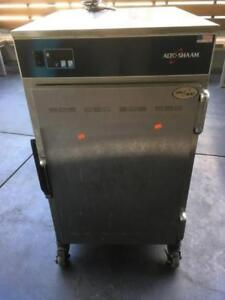 Alto-Shaam 1000-S S/S Mobile Holding Cabinet - excellent condition