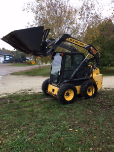 New Holland Skid Steer 218L 60HP