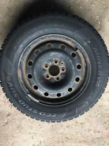 Minerva Snow Tires