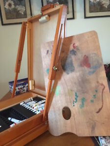 French Style Art Easel