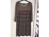Size 14 Phase eight striped dress