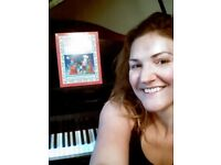 Christmas Present - Piano Lesson! Gift Cards: £30 1hr lesson, Malling Lewes . Inspire a Loved one !