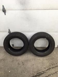 2 pneus d'été P195/65R15 91H