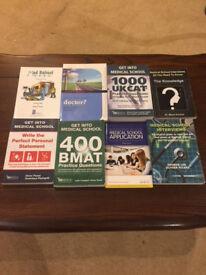 Applying to Medical School - Various Books