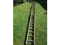 Hardwood Ladder 8m (27ft)