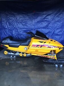 SKIDOO FOR SALE-$2800 OBO  REDUCED
