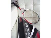 Dunlop Tennis Racket aerogel elite with case