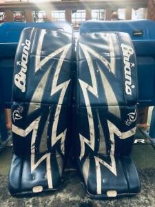 Used Brians DX5 Goalie Pads 33+1