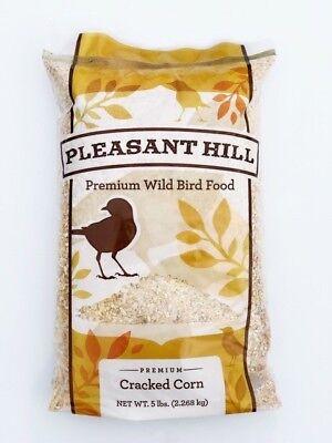 Pleasant Hill Premium Wild Bird Food Cracked Corn 5lbs