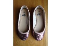 Mini Boden Girl's Party Shoes