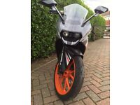 KTM RC 125 - Perfect Condition - Awesome bike