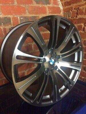 "18"" Alloy Wheels - R-MVR To Fit BMW 3 Series E90 / E91 / E92 / E93"