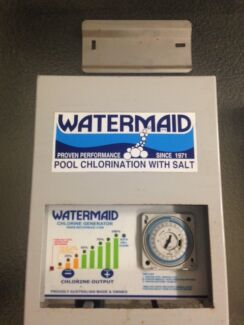 Watermaid WM10 Salt water chlorinator Shell Cove Shellharbour Area Preview