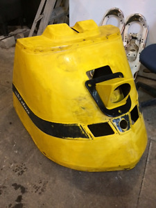 1968 Ski Doo Olympic snowmobile