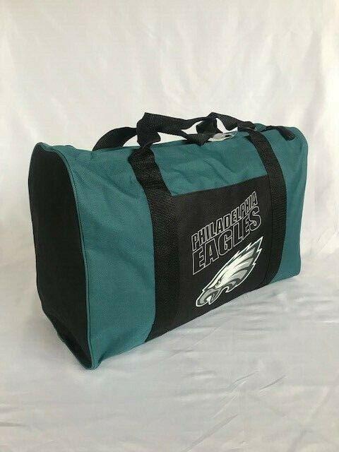 NFL Philadelphia Eagles Duffel Gym Travel Bag