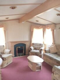 Static caravan for sale in Christchurch near Bournemouth