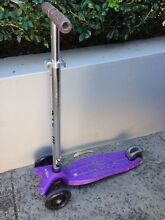 purple micro scooter Frenchs Forest Warringah Area Preview