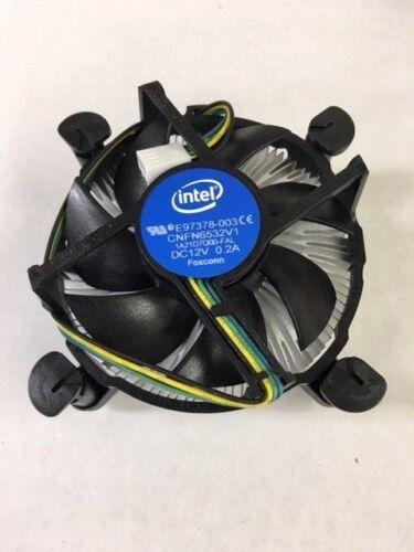 Intel Copper E97378-003/001/002 CPU Heatsink Cooler LGA1151