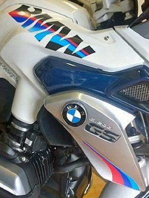 Bmw R 1200 Gs From 2013 Adhesive Uninstall Kor Motorsport Decor For Tank