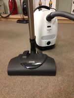 CLEARANCE MIELE vacuum at Sears in Brandon
