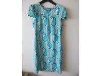 Ladies cap sleeve dress - size 12