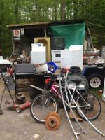 FREE APPLIANCE And SCRAP METAL PICKUP TextEmailCall 613-848-7587