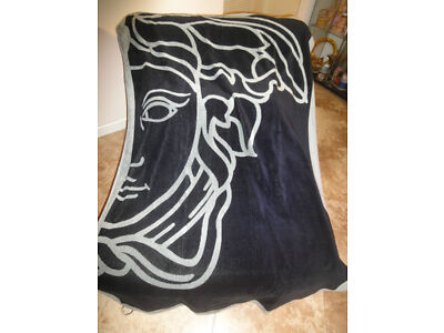 VERSACE MEDUSA Towel Blanket Beach Bath Pool HOME LOVER GIFT IDEA NEW SALE