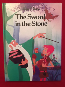 The Sword in the Stone Disney Classic Series. Gallery Books, Fi