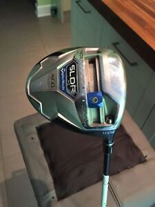 Driver TaylorMade SLDR