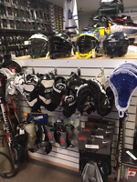 lax equipment @ Rebound!!