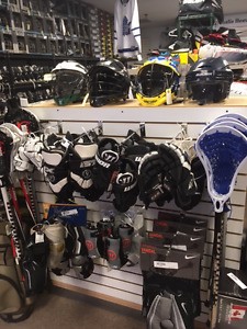 lax equipment @ Rebound!! Peterborough Peterborough Area image 1