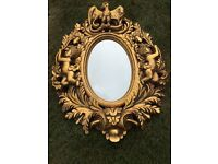 Ornate Wall Mirror- Excellent Condition