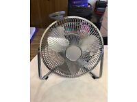 Desk Fan - Good Condition