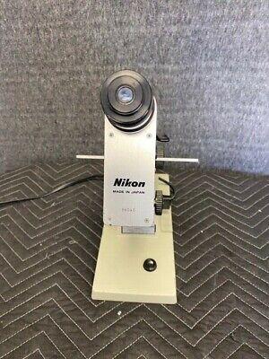 Nikon Lensometer-excellent Condition