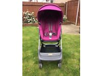 Stokke Scoot V1 pram/buggy (Plus extras) in excellent condition £140 ONO sensible offers considered