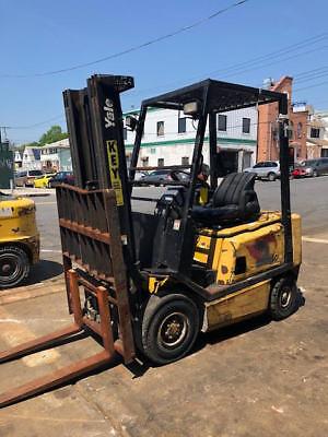 Yale Forklift Diesel