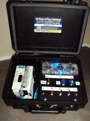 Automation Direct Click Koyo Plc Trainer Training Kit With C0-12dre-2-d Processo