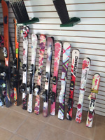 SKIS AND SNOWBOARDS!!!!!!at Rebound!!!..