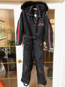 Collectible - Massey Ferguson Women's Snowmobile Suit For Sale