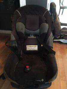 Graco satefy first Alpha Omega 3-1 car seat